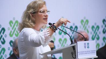 Była minister Josefa González Blanco