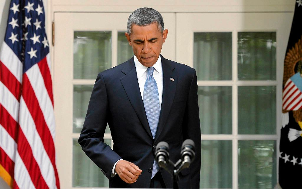 Barack Obama ogłasza swoją decyzję ws. interwencji w Syrii. Prezydent USA zdecydował się jednak poprosić Kongres o zdanie ws. ataku na reżim Asada