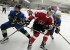 Hokej na lodzie. Polska - Ukraina 7:5. Zwycięstwo biało-czerwonych w Poznaniu