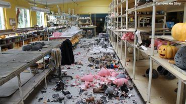 Straty spowodowane zdemolowaniem zakłady oszacowane zostały na 25 tys. zł