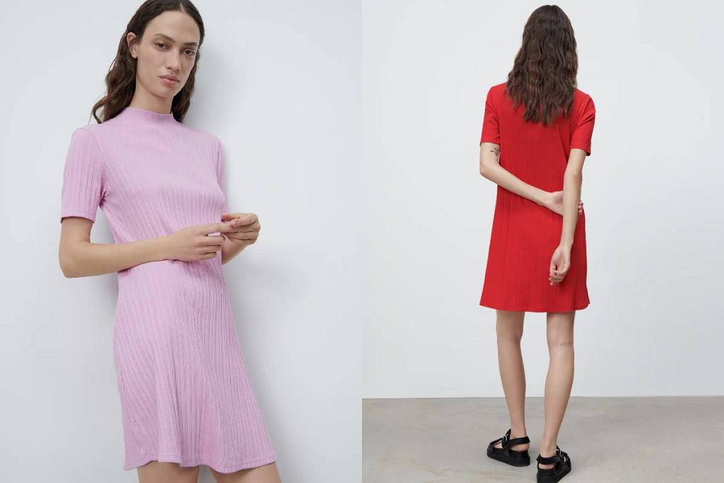 Wyprzedaż Zara - sukienki