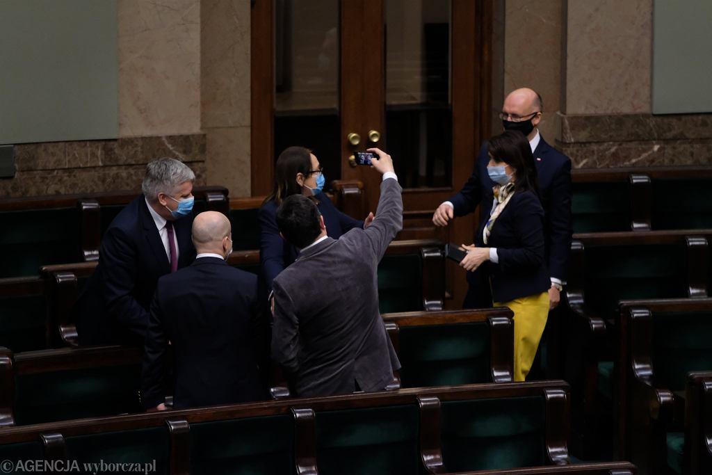 Kandydat PiS na urząd Rzecznika Praw Obywatelskich, poseł PiS Bartłomiej Wróblewski