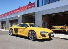Opinie Moto.pl: Audi R8 Performance - Nowe Audi R8 starzeje się z gracją, ale upływu czasu nie da się ukryć
