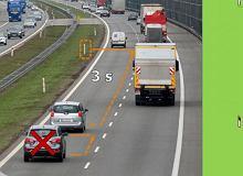 GDDKiA apeluje do kierowców: Stosujcie zasadę trzech sekund