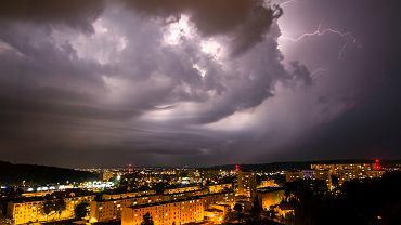 Burza w Gdyni. 15 czerwca 2019