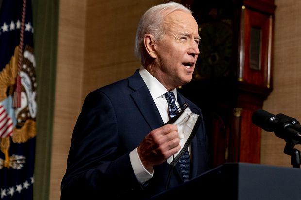 Biden szykuje dwa razy wyższe podatki dla bogatych. Wall Street odpowiada spadkami
