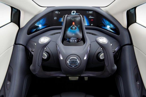 Nissan Land-Glider Concept