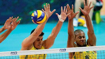 Katowice. Brazylia - Niemcy 3:0 w mistrzostwach świata