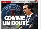 """Ligue 1. """"Glik odwrócił losy meczu"""". Najwyższa ocena i okładka w """"L'Equipe"""""""