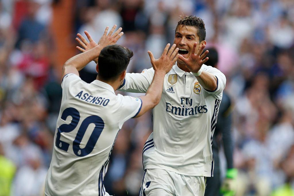 Mecz 37. kolejki La Liga pomiędzy Realem Madryt a Sevillą