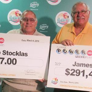 James i Bob Stocklas