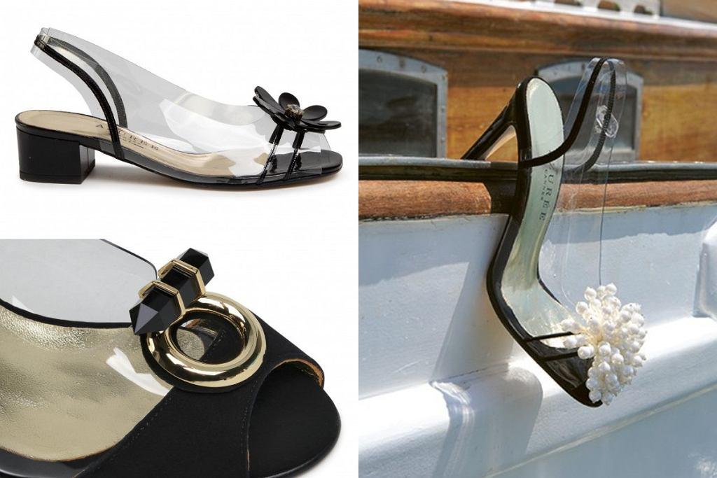 Buty silikonowe