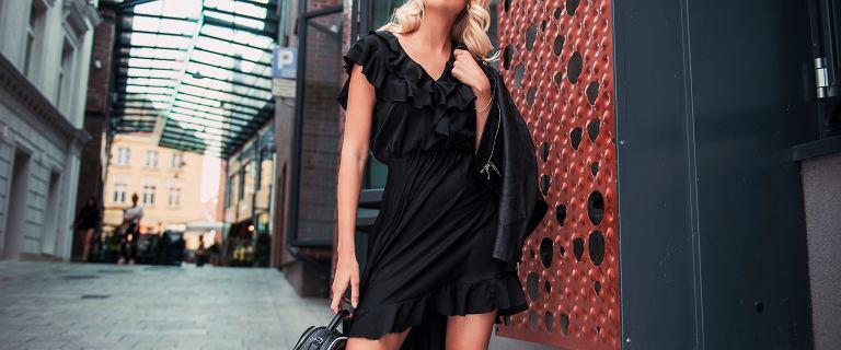 Stylowe sukienki na niepogodę. Fasony, które założysz w chłodniejsze dni