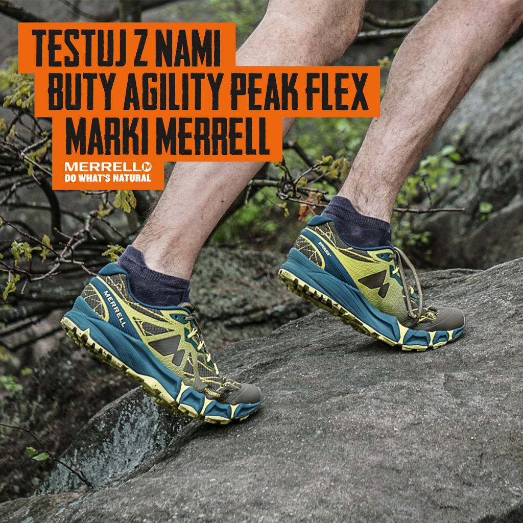 Merrell Agility Peak Flex