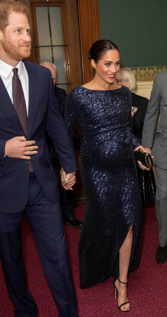 Meghan Marke i książę Harry