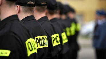 Zdjęcie ilustracyjne, policja