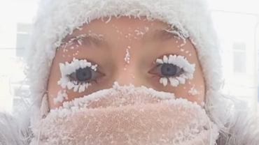 Tak wygląda zima w Ojmiakonie - najzimniejszym mieście na świecie.