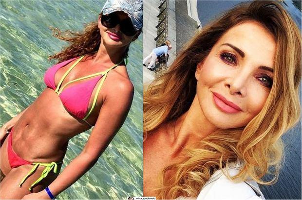 Edyta Zdrójkowska jest bardzo aktywna w mediach społecznościowych, na Instagramie obserwuje ją ponad 8 tysięcy osób. Mama Adama regularnie chodzi na siłownię i często dodaje zdjęcia z treningów. Efekty widać gołym okiem! Nic dziwnego, że chętnie chwali się również zdjęciami w bikini.