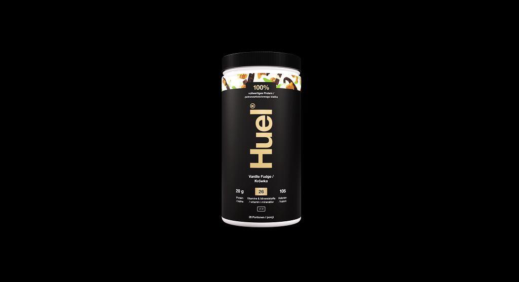 Huel wprowadza na rynek pierwsze na świecie pełnowartościowe białko w proszku