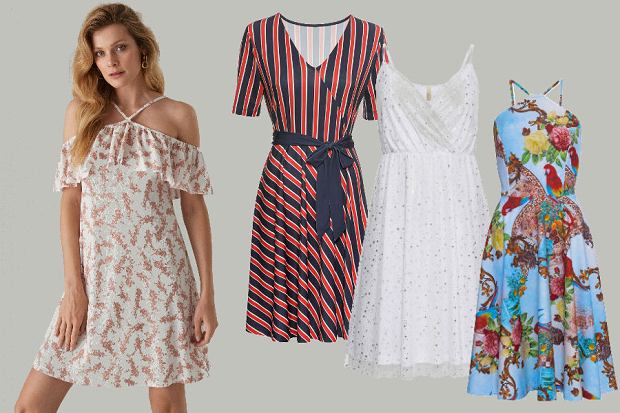 Sukienki dla gruszki