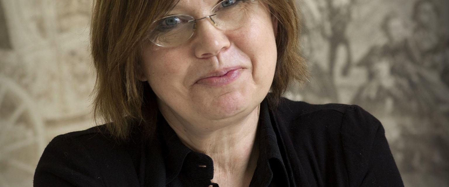 Prof. Barbara Engelking (fot. Eastnews)