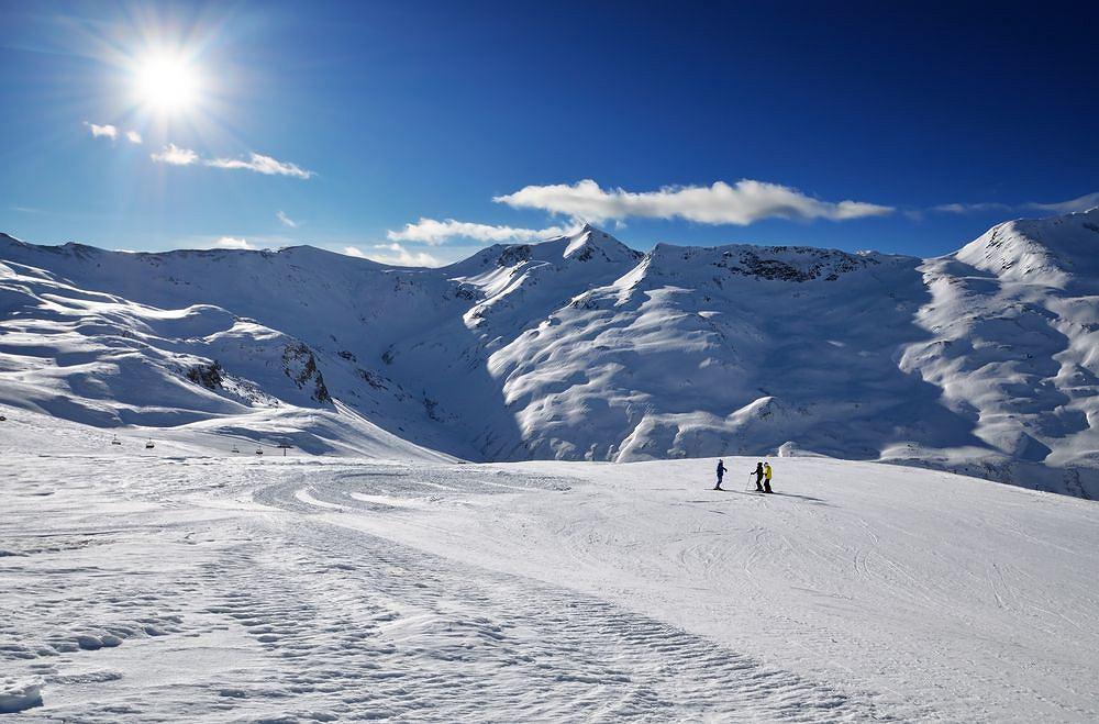 Włochy narty: Livigno / shutterstock