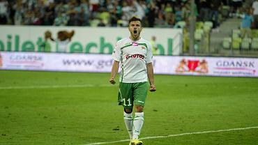 Lechia Gdańsk wygrała swój pierwszy mecz w nowym sezonie ekstraklasy. Gdańszczanie pokonali na PGE Arenie Podbeskidzie Bielsko-Biała 1:0, dzięki bramce Macieja Makuszewskiego.