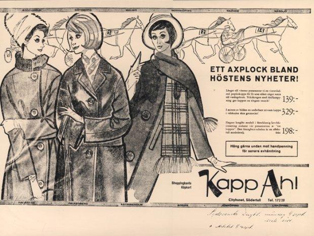Płaszcze - flagowy produkt marki KappAhl