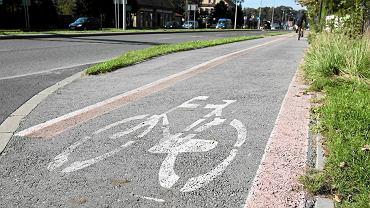 Droga rowerowa (zdjęcie ilustracyjne)