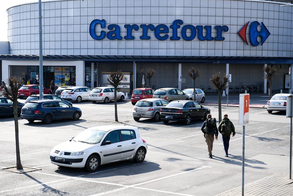 Carrefour idzie w ślady Tesco. Sieć chce wycofać się z Polski. Szuka nabywców (zdjęcie ilustracyjne)