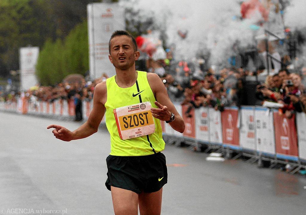 Orlen Warsaw Marathon 2015 - Henryk Szost