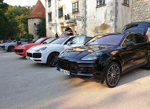 """Opinie Moto.pl"""" Porsche Cayenne Coupe - SUV dla tych, którzy marzą o """"dziewięćsetjedenastce"""""""