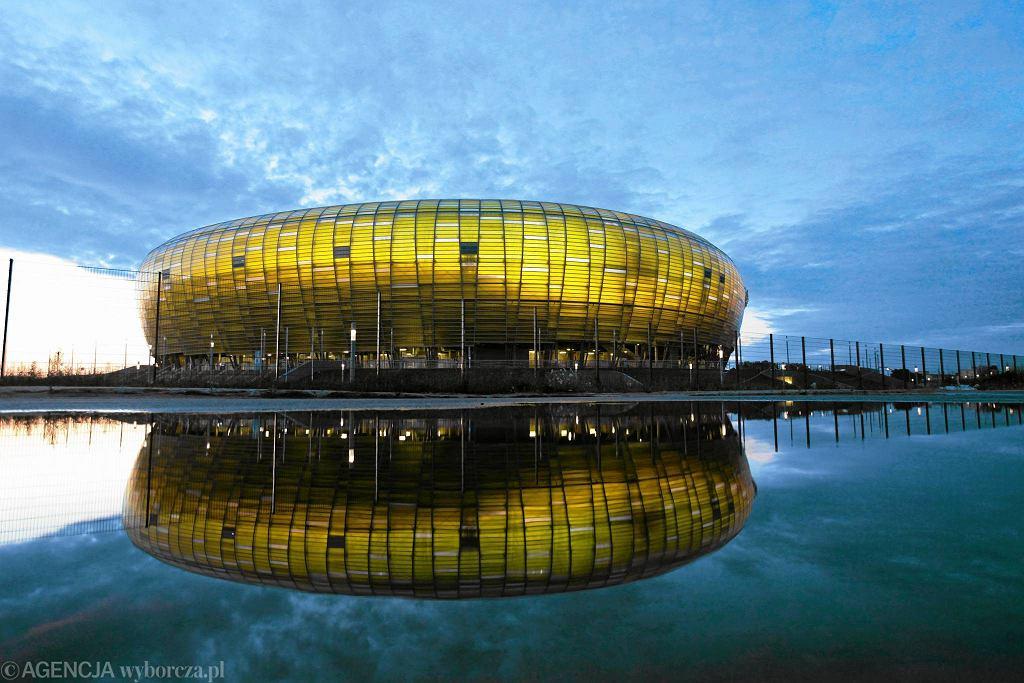 Stadion Energa w Gdańsku, 12 lipca 2011
