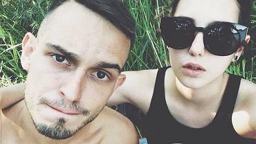 Vito Bambino z żoną