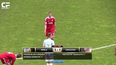 Juniorskie derby Krakowa