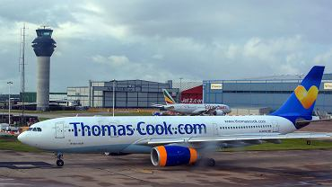 Wielka Brytania. Biuro podróży Thomas Cook ogłosiło bankructwo.
