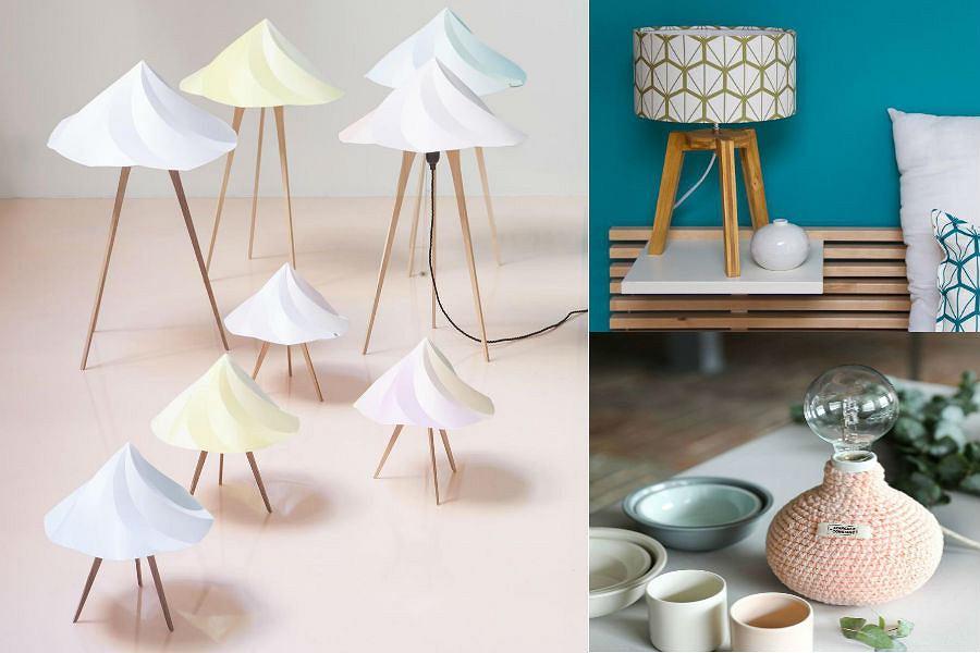Kolorowe lampy odmienią wnętrze i dodadzą mu przytulności