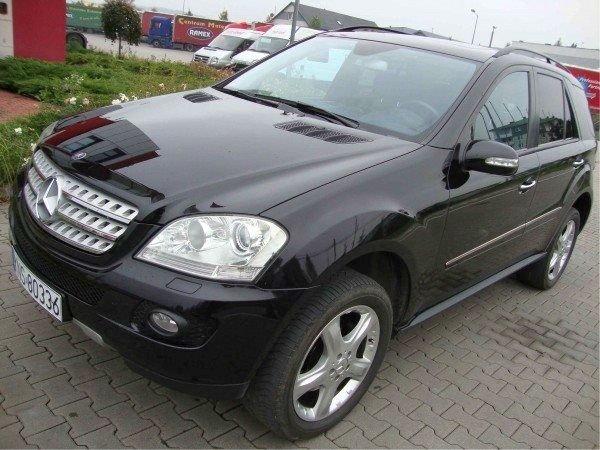 Mercedes M 2006