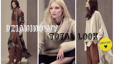 Dzianinowy total look od Marks&Spencer, czyli otul się ze stylem