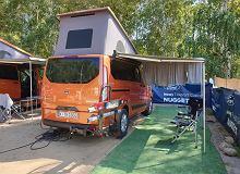 Opinie Moto.pl: Ford Transit Custom Nugget PopTop, czyli kamper dla podróżników