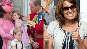Jakim mężem jest książę William? Wygadała się mama księżnej Kate. Z początku nie było jej łatwo