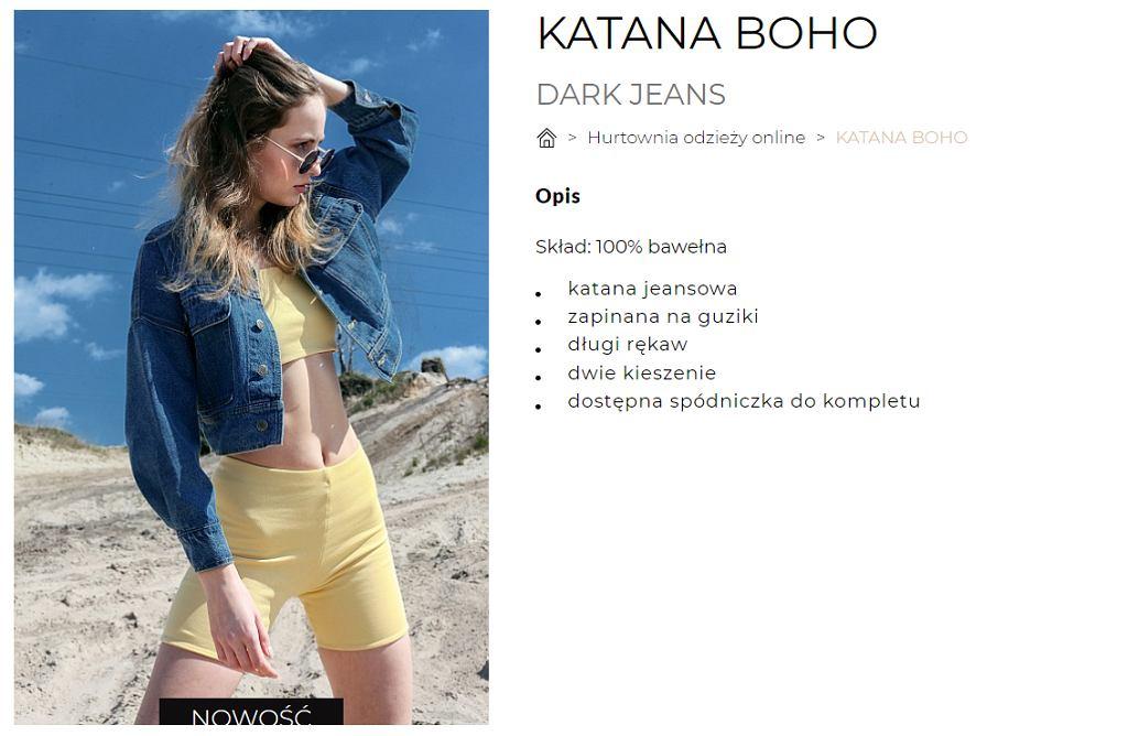 Katana Chiara