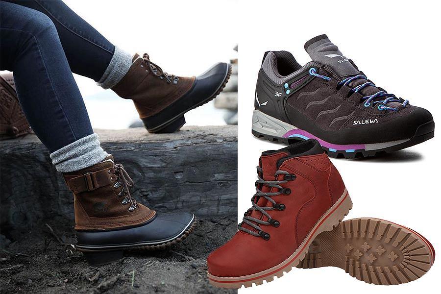Jakie buty na piesze wędrówki?