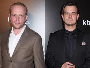 Piotr Adamczyk i Dawid Ogrodnik