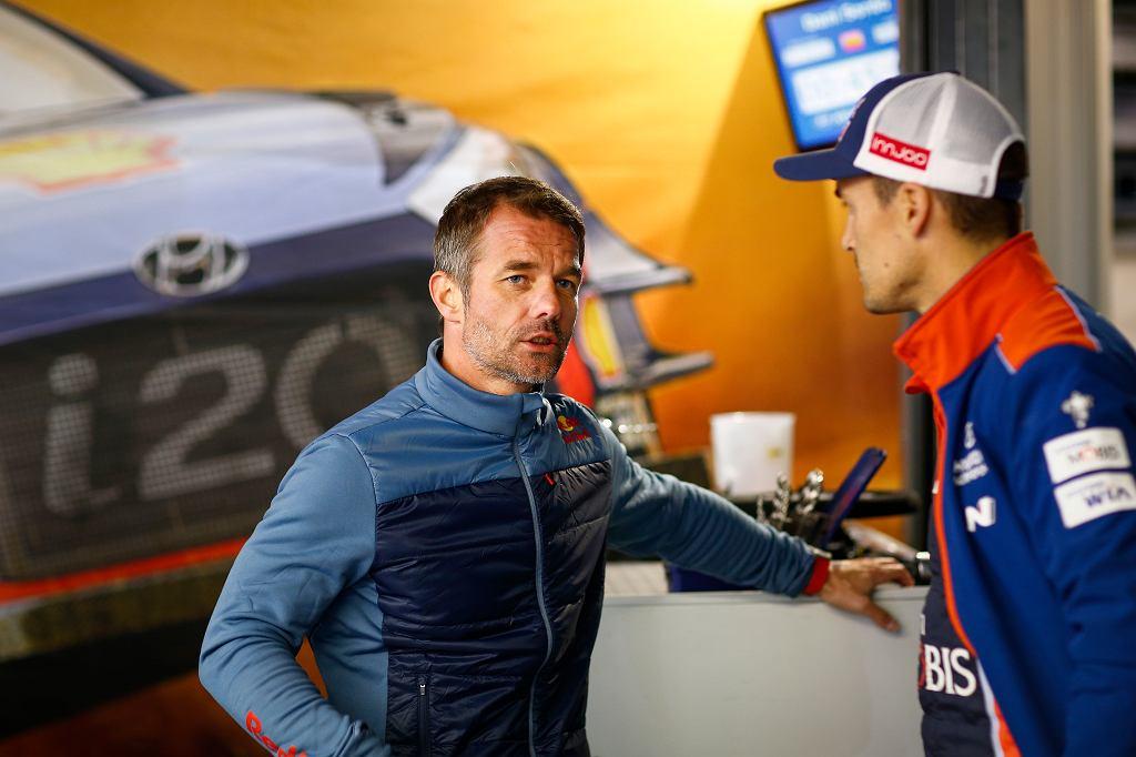 Sebastien Loeb i Dani Sordo