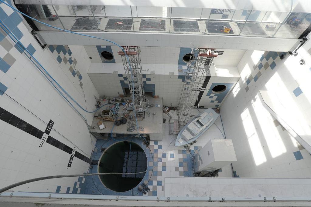 Deepspot - najgłębszy basen na świecie