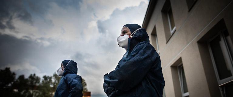 IMGW potwierdziło, że pogoda w Polsce wpływa na transmisję koronawirusa
