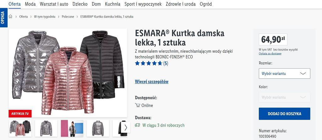 Lidl sprzedaje hitowe modne kurtki za mniej niż 70 zł. To propozycja tylko dla odważnych kobiet