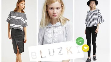 Bluzki i tuniki - jak fajnie i stylowo ubrać się do pracy, gotowe stylizacje