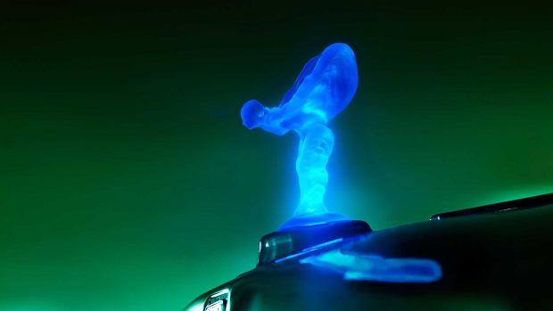 Rolls-Royce, Spirit of Ecstasy